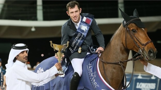 Финал Longines Global Champions Tour